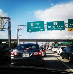 'HORRENDOUS': Miami's bad traffic may be a barrier to Art Basel''s future growth.