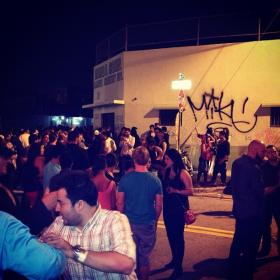 BASELING IN WYNWOOD: Gritty Miami neighborhood was transformed by art and Tony Goldman.