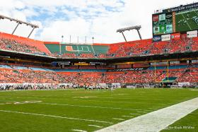 Some supporters of the Dolphins' plan say that others, like the University of Miami Hurricanes, will benefit from an improved stadium.