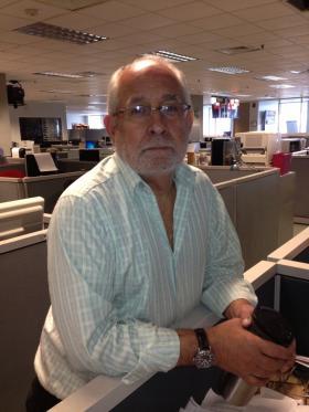 El Nuevo Herald reporter Juan Tamayo.