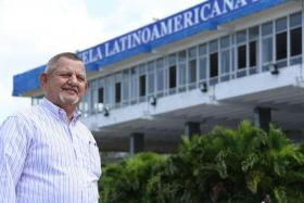 HEADED FOR THE BLACK LIST: The Latin American School of Medicine is the world's largest medical school. Republicans in the Florida Legislature want to make sure that American graduates of the Cuban school cannot get Florida medical licenses.