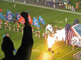 A bill that would allow public money to help fund renovation for the Sun Life stadium unanimously passed a state Senate committee.