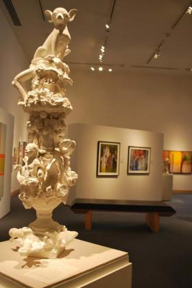 The Boca Raton Museum of Art's 'All Florida Juried Competition and Exhibition' is open to emerging and established Florida artists.