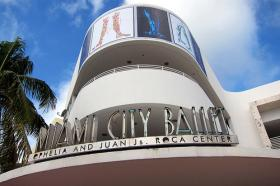 Miami City Ballet's studios in Miami Beach.