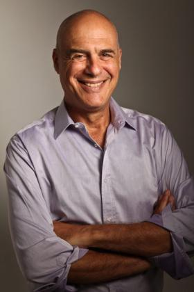 Journalist, New York Times columnist and cookbook author Mark Bittman