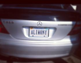 WHO GOT THE MERCEDES? Florida alimony payers say current law allows too much unfairness and needs to be reformed.