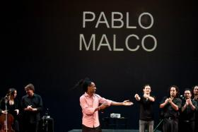 Dancer/actor/producer/teacher Pablo Malco is staging a Hip Hop Symphony in April in Fort Lauderdale.