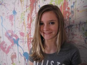 Libby Rice, 14, found herself in junior high hell when her classmates delivered an onslaught of cruel text messages.