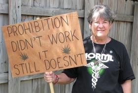 Goldstein's daughter would benefit if medicinal marijuana is approved in Florida.