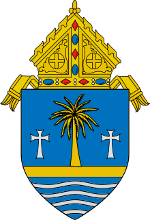 Archdiocese of Miami coat of arms