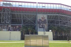 The stadium on the Boca Raton campus of Florida Atlantic University
