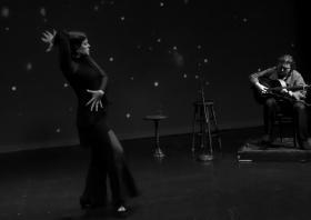 "Niura Marquez/Nu Flamenco Collaborative's ""La Nina de mis Ojos."""