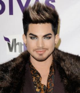 Singer Adam Lambert of American Idol fame is expected to perform today at Gay Pride in Miami Beach.