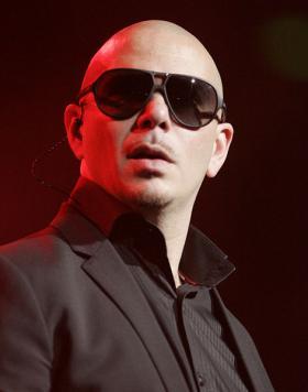 Miami artist and rapper Pitbull