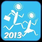 This year's Corporate Run logo.