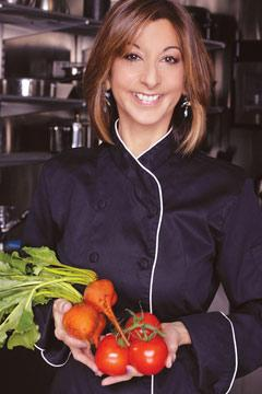 Author Ellen Kanner grew up in Miami. Many of her seasonal recipes are based on South Florida's growing calendar.