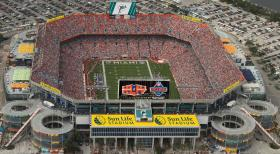 The Florida legislative session ended without state approval of public money to renovate Sun Life Stadium.