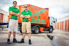 Miami franchise owners Christopher Poore (left) and Ron Rick (right).