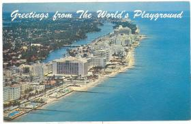 WLRN's recent letter to the NYT sparked an online avalanche of reactions. Join our live chat on Tuesday, April 16, at 11 a.m. when Nathaniel Sadler will hear why you think Miami is 'flawed but fabulous.'