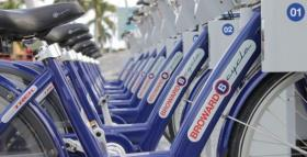 Broward B-Cycle offers commuters a chance to ditch their cars for short trips around various county locations.