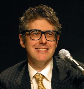 NPR fave Ira Glass is considered a good name, and many would say, a good face.