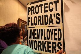 The state announced that the jobless rate dropped to 7.2 percent in April 2013.  But what kind of jobs have been created?