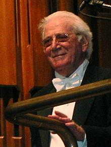 Jerry Goldsmith conducts the London Symphony Orchestra, 2003