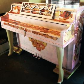 Have you seen this piano?