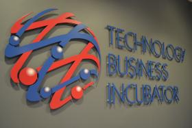 The Technology Business Incubator on the campus of Florida Atlantic University in Boca Raton currently hosts 22 technology companies in the areas of pharmaceutical development, software development and logistics management.