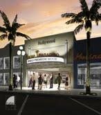 An artist's rendering of Cinema Paradiso Hollywood.