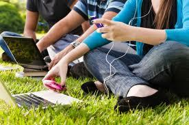 78% of teens have a cell phone and send an average of 60 text messages per day, and bout three in four teens access the internet on cell phones, tablets, and other mobile devices.