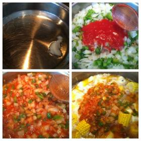 Gomez-Pina documents her recipes as she cooks them on La Cocina de Christina's Facebook page.