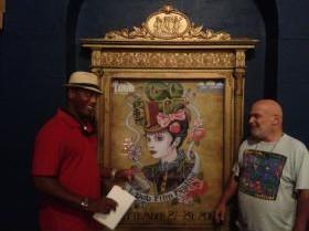 L-Dub Festival Directors James Venable (Left) and Charlie Birnbaum (Right.)