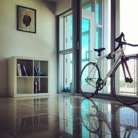 Auston Bunsen's Miami apartment.
