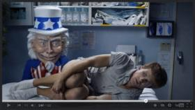 Last month Generation Opporunity launched two videos featuring Creepy Uncle Sam. The message: government is messing with your health care.
