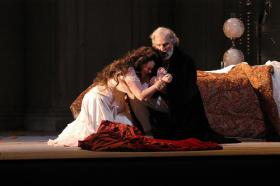 """Mourning Becomes Electra"" opens Florida Grand Opera's season."