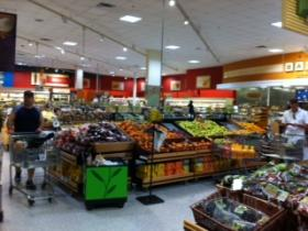 Publix supermarket #794 in Miami Shores was recently remodeled. The deli was expanded, as was the produce section.  Publix says they remodel stores every five years.