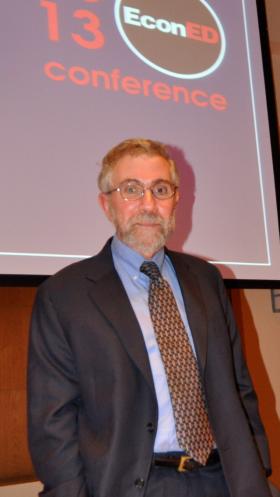 Prof. Paul Krugman