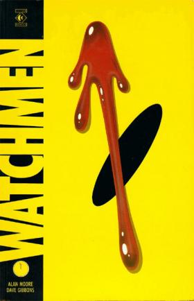 Watchmen, one of the most celebrated graphic novels.
