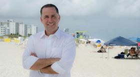 Miami Beach Mayor Philip Levine announced Tuesday the city's launch of a new app.