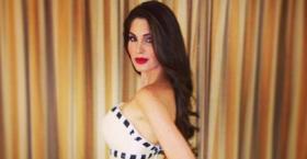 Miss Universe, Venezuela's Gabriela Isler.