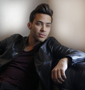 Bronx bachata artist Prince Royce speaks to a bicultural audience that flows between Latino traditions and American life.