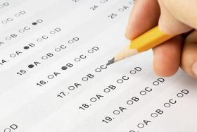 Two companies have designed alternatives to the GED. Those new tests still allow students to take a pencil and paper version.