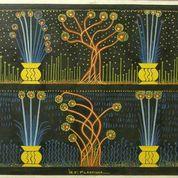 """Plantinha"" (Little Plant) by Brazilian artist Alcides, at Brazil ArtFair"