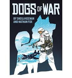 Sheila Keenan is author of the new graphic novel, Dogs of War.