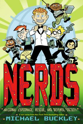 Michael Buckley is author of the NERDS series.