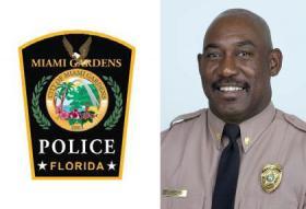 Miami Gardens police chief Matthew Boyd