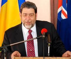 St. Vincent and the Grenadines Prime Minister Ralph Gonsalves assumed the Caricom chairmanship this month.