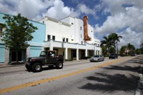 More than $4 million has been spent in the last several years on the Seminole theater in Homestead. The theater remains closed.