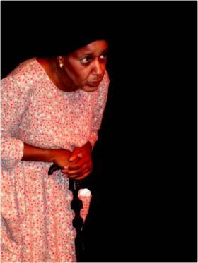 Rene Marie portrays U'Dean.